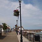 Lamps in Watchet by kalaryder