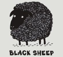Black Sheep by Jenn Inashvili