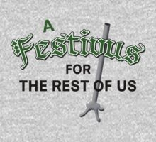 A Festivus for the Rest of Us Kids Clothes