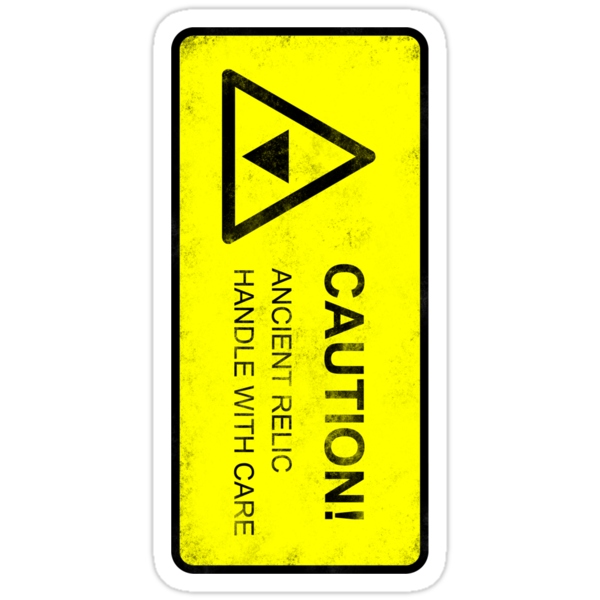 Caution! by iwilding