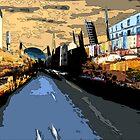 Bristol Ink - Photo Montage by Nik Usher