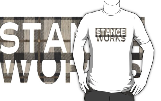 Stance Works tartan by Benjamin Whealing