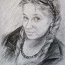 Анастасия М. by Anastasia Zabrodina