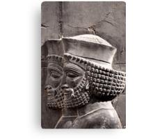 Achaemenian Guards Canvas Print