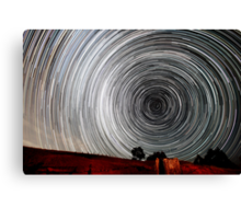 South West Stars Canvas Print