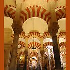 Great Mosque of Córdoba aka Mezquita-Catedral  by John McNamara