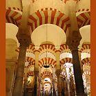 Great Mosque of Córdoba aka Mezquita-Catedral  by John McNamara