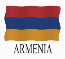 Armenian flag by stuwdamdorp
