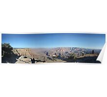 Canyon View Panorama Poster