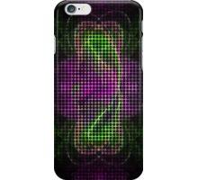 cyber kaleidoscope iPhone Case/Skin