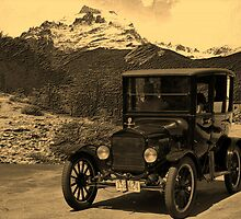 1921 Ford Model T by TeeMack