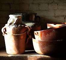 Timeless Pottery by Diego  Re