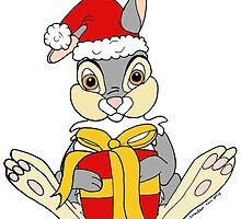 Thumper Christmas 2011 by Qutone