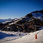 Val Thorens, France, March 2011 by Patrick Metzdorf