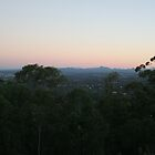 Sunset in Brisbane by STHogan