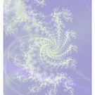 Contrail Spiral by Objowl
