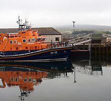 Kirkwall Lifeboat by kalaryder