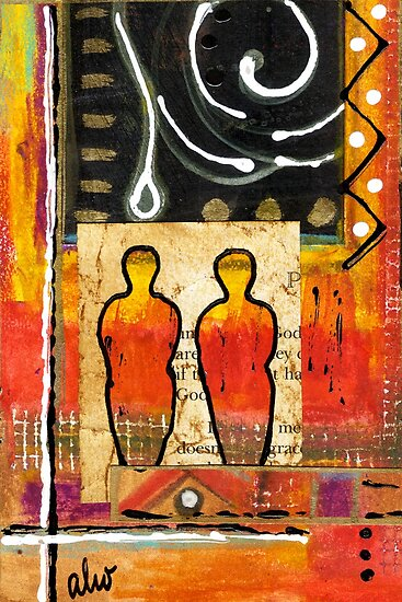 Companions II by © Angela L Walker