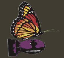 Hiroshima Butterfly 0.1 by Atmassphere