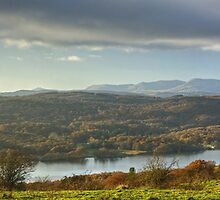 Lake District Views...Across Windermere by VoluntaryRanger