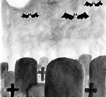 Sketchbook Project 2012 - pg 6 by Dorothea Baker