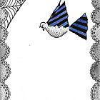 Sketchbook Project 2012 - pg 8 by Dorothea Baker