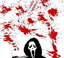 Scream by chiaraggamuffin