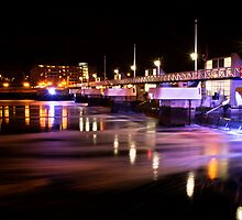 The Lagan Weir No.2 by Chris Cardwell