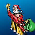 Super Santa Claus by Zoo-co