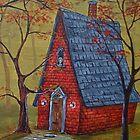 Grandmother's House by Hannah Aradia