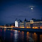 A night in Paris by Davide Ferrari