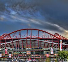 Benfica Stadium by pescas