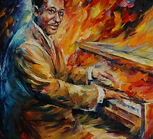 DUKE ELLINGTON - LEONID AFREMOV by Leonid  Afremov