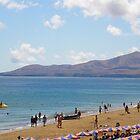 It's allways summertime in Puerto del Carmen by João Figueiredo