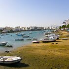 City harbour by João Figueiredo