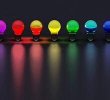 Disco Bulbs by Nasko .
