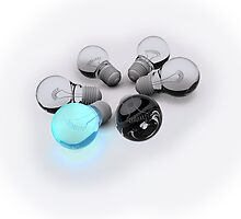 Group of Bulbs by Nasko .