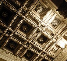 Ceiling by Claire Elford