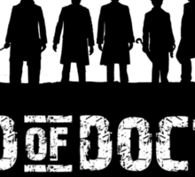 Band of Doctors Sticker