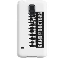 Band of Doctors Samsung Galaxy Case/Skin