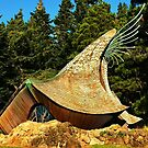 Prayer Chapel, Sea Ranch, California by Barbara  Brown