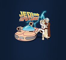 Jedi in the Future (Iphone Case) by Bamboota