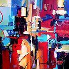 Interchange by Carmen  Cilliers