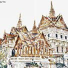 Royal Palace - Bangkok by Julien Menet