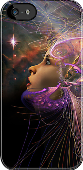 Starborn - IPhone Case by John Edwards