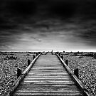 Dungeness Boardwalk by Lea Valley Photographic