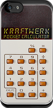 Pocket Calculator by Bradley John Holland