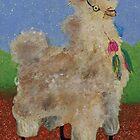 Toy Alpaca by STHogan
