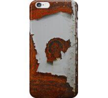 iRusty Old Box iPhone Case/Skin