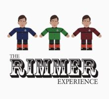 The Rimmer Experience Dolls by Adam Angold